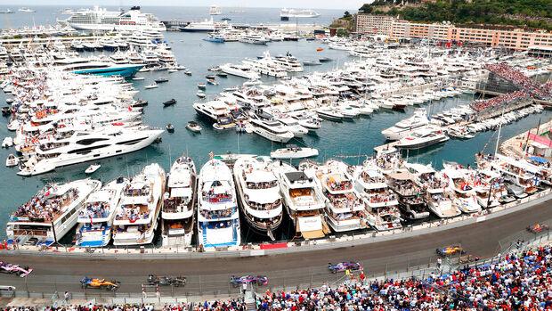 GP Monaco 2019 - Start