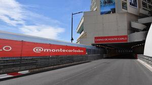 GP Monaco - Formel 1 - Monte Carlo - Mittwoch - 23.5.2018