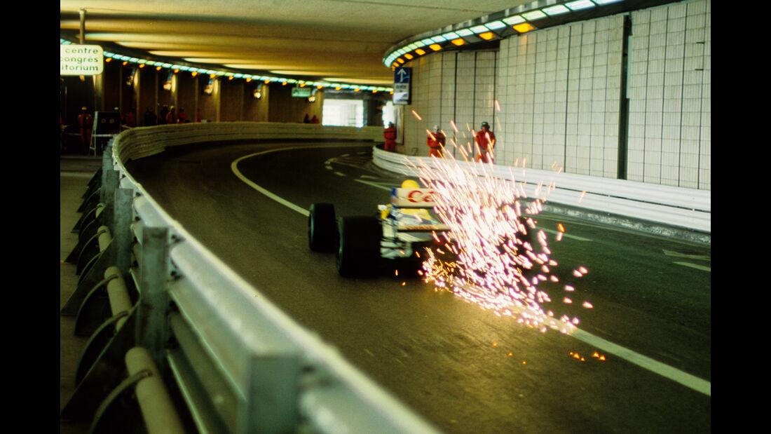 GP Monaco - Funken