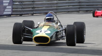 GP Monaco Historique, Clark, Lotus 49