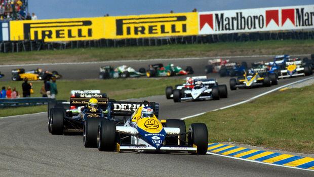 GP Niederlande 1985