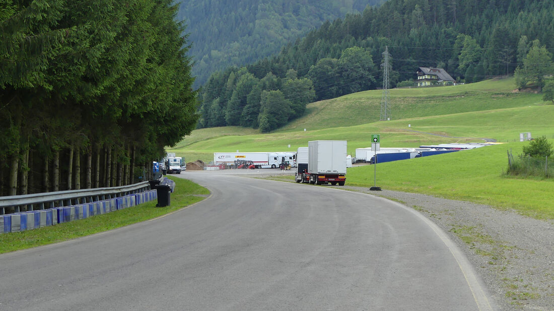 GP Österreich - Alter Streckenteil - 2016
