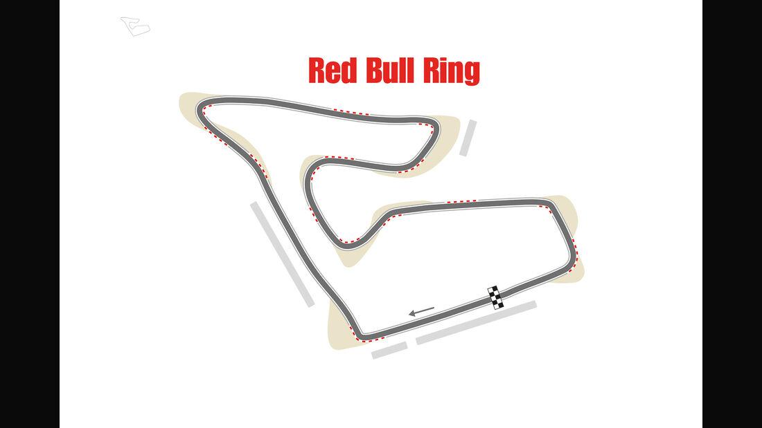 GP Österreich - Red Bull Ring - Formel 1