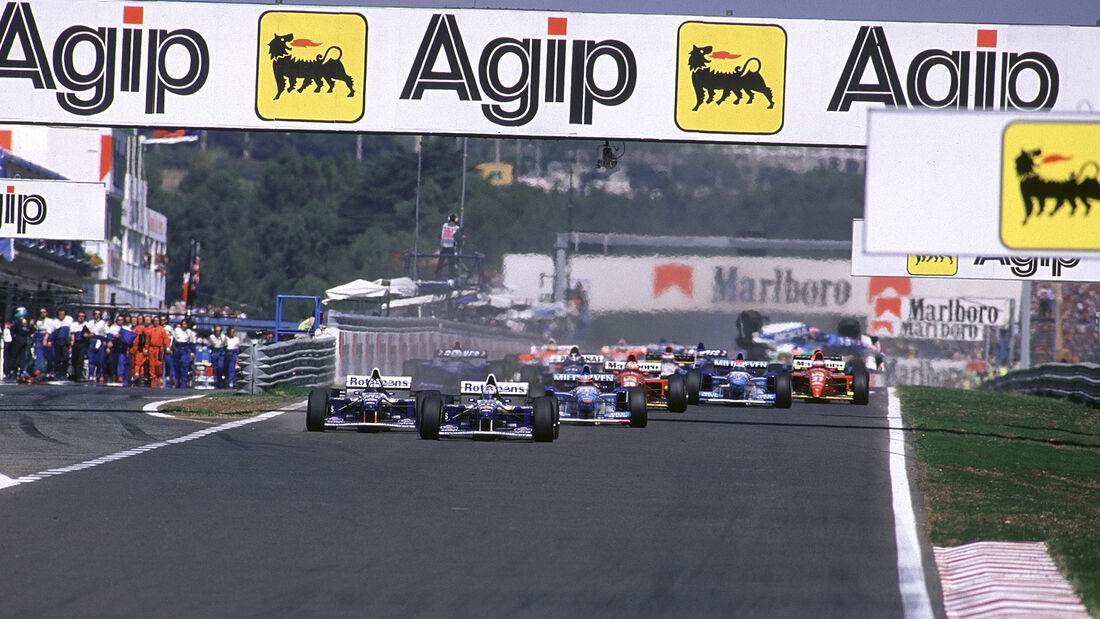 GP Portugal - Estoril - Formel 1