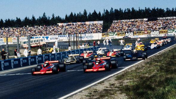 GP Schweden - Anderstorp - 1978
