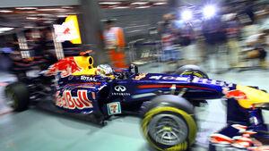 GP Singapur 2011 Sebastian Vettel