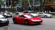 GP Singapur 2012 Ferrari