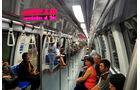 GP Singapur 2012 U-Bahn