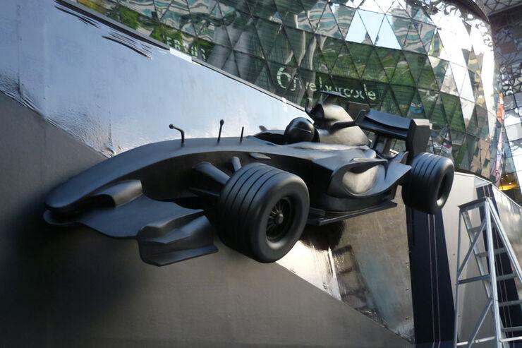 GP Singapur - 22. September 2011