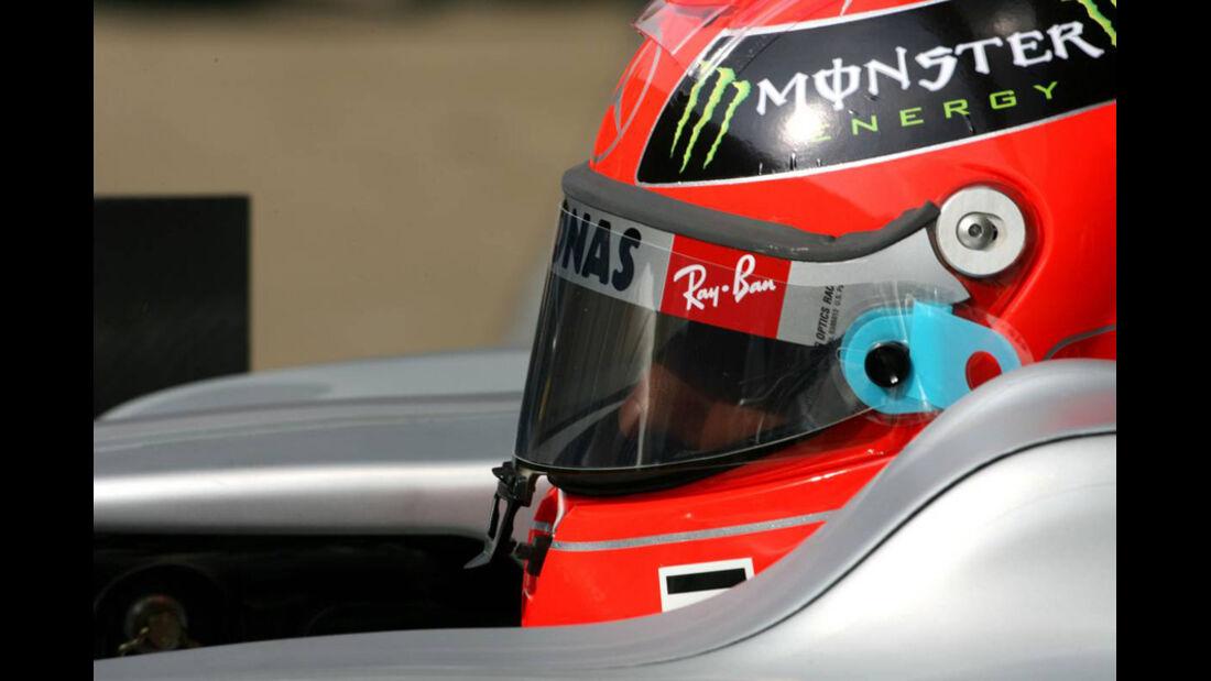 GP Spanien 2010 Training