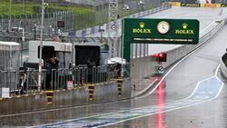 GP Steiermark - Formel 1 - F1 - Samstag - 11. Juli 2020