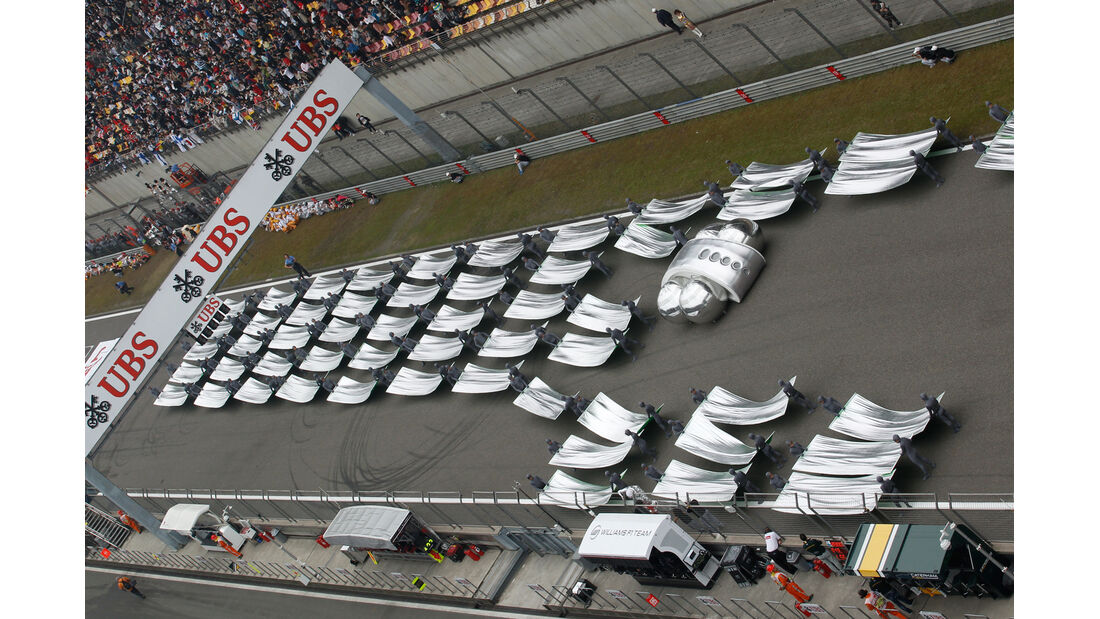GP Tagebuch 2012 GP China