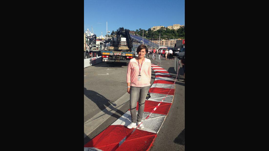 GP Tagebuch 2013 Monaco