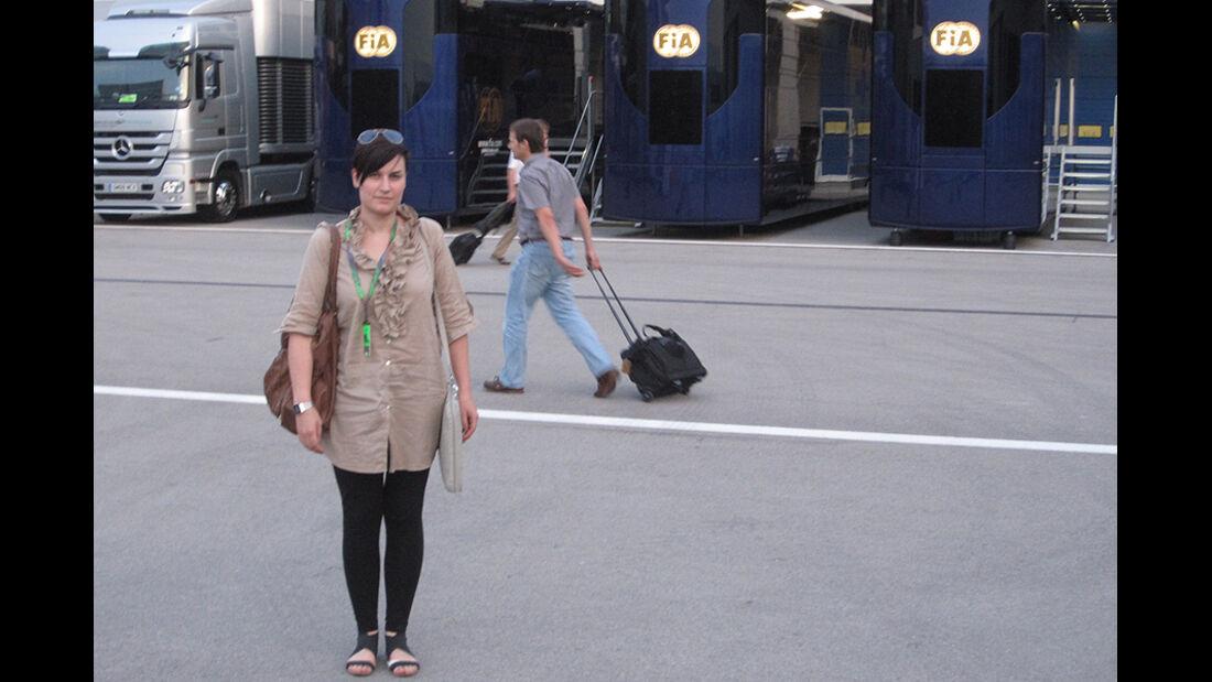 GP Türkei 2010 - Impressionen