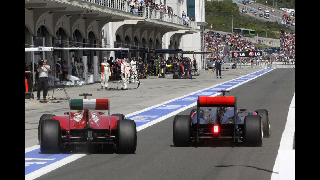 GP Türkei 2011