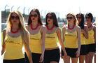 GP Türkei 2011 - Grid Girls