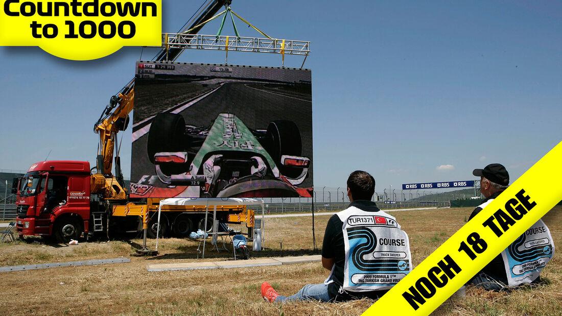 GP Türkei - Formel 1
