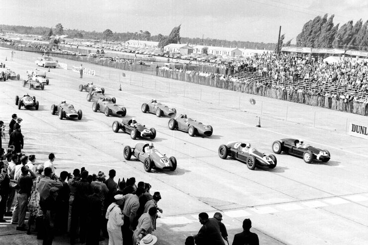 GP USA 1959 - Sebring