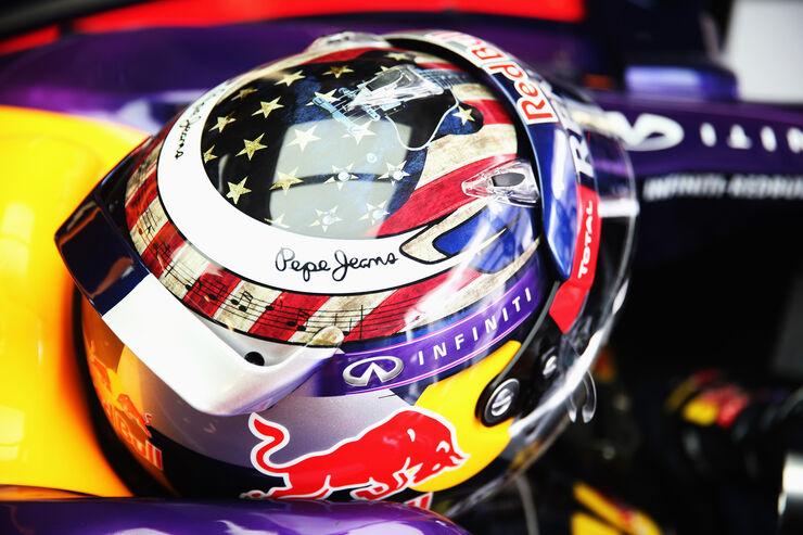 GP USA 2013 - Formel 1-Tagebuch