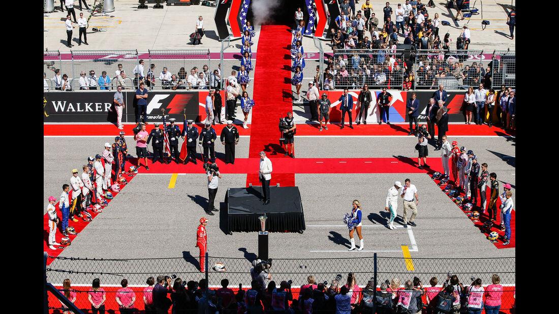 GP USA 2017 - Austin - Michael Buffer