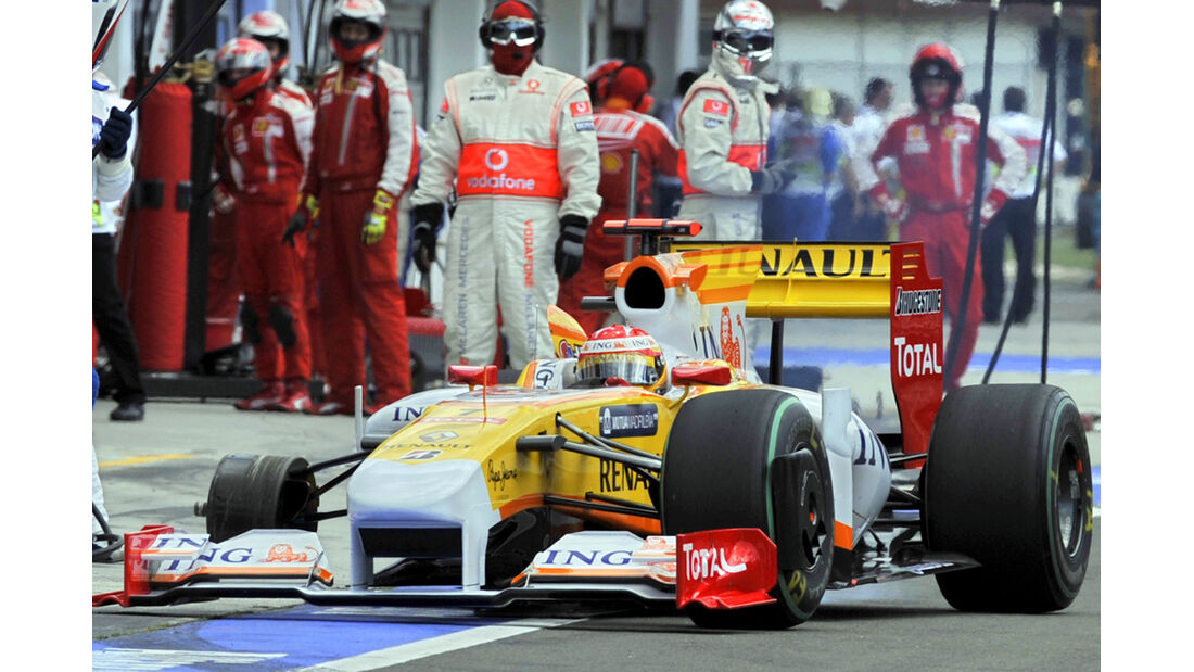 GP Ungarn 2009