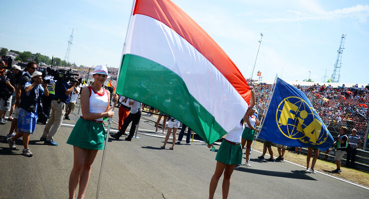 GP Ungarn 2013 - Formel 1-Tagebuch