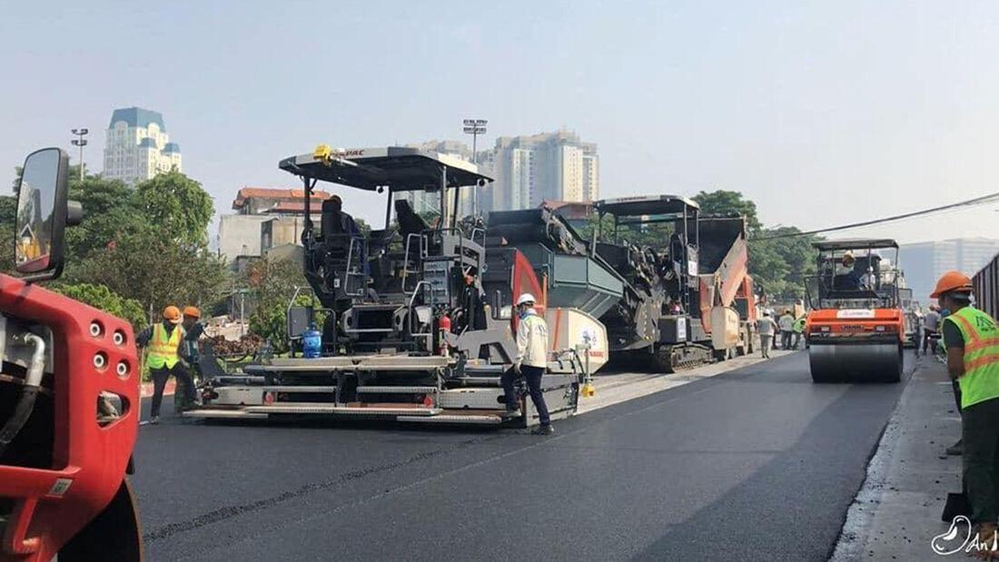 GP Vietnam - Hanoi - Bauarbeiten
