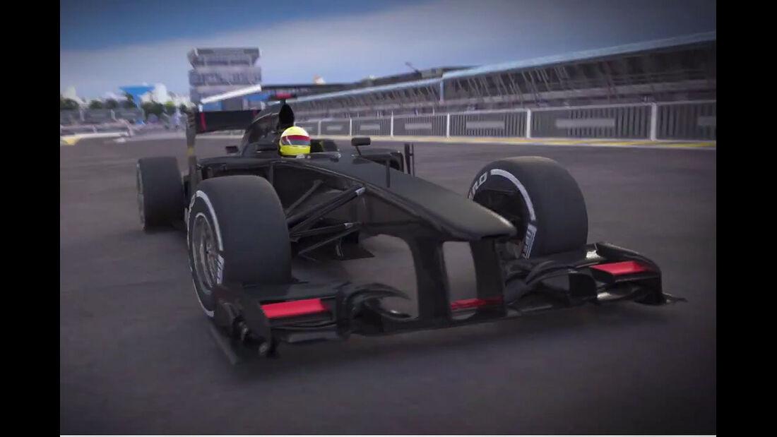 GP Vorschau Pirelli Brasilien Interlagos Screenshot