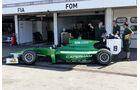 GP2 - Formel 1 - GP Deutschland - Hockenheim - 17. Juli 2014