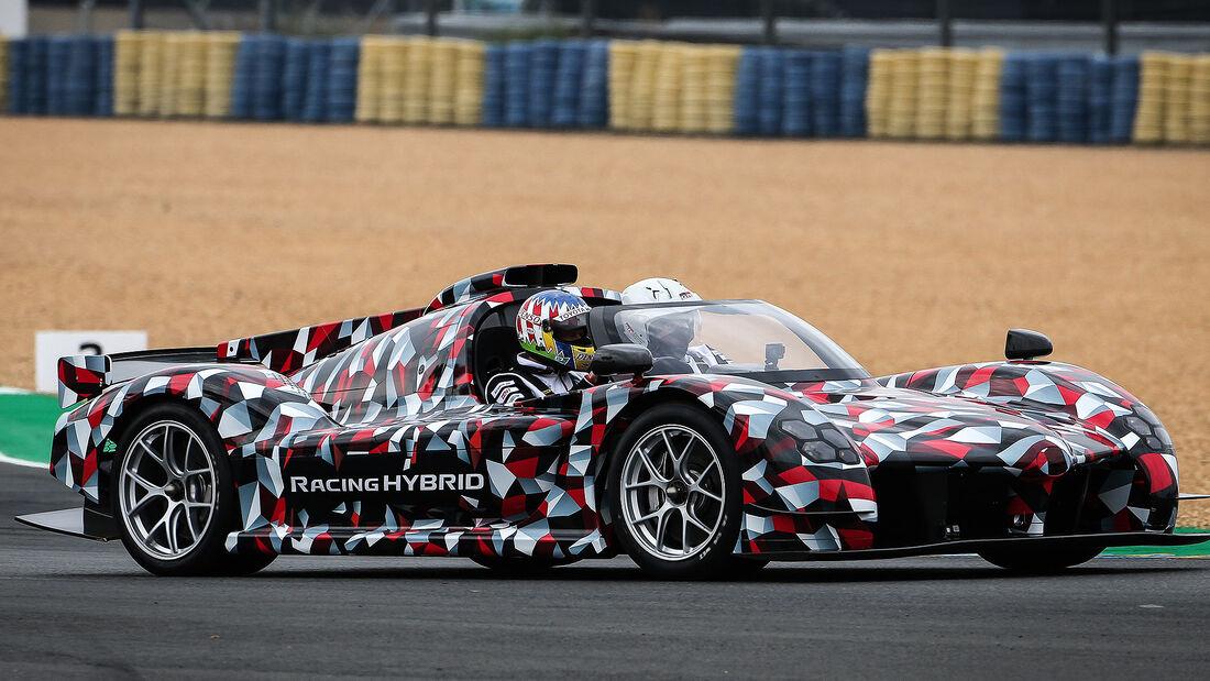GR Super Sport Hybrid-Supersportwagen