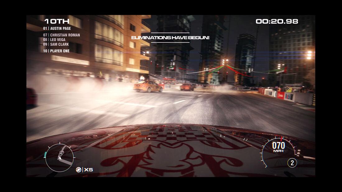 GRID 2 - Game - Rennspiel - Screenshots - 2013