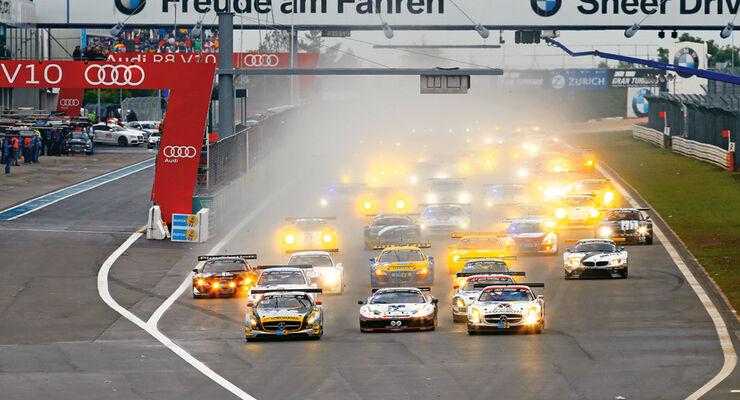 GT-Einheitsklassen, Rennen
