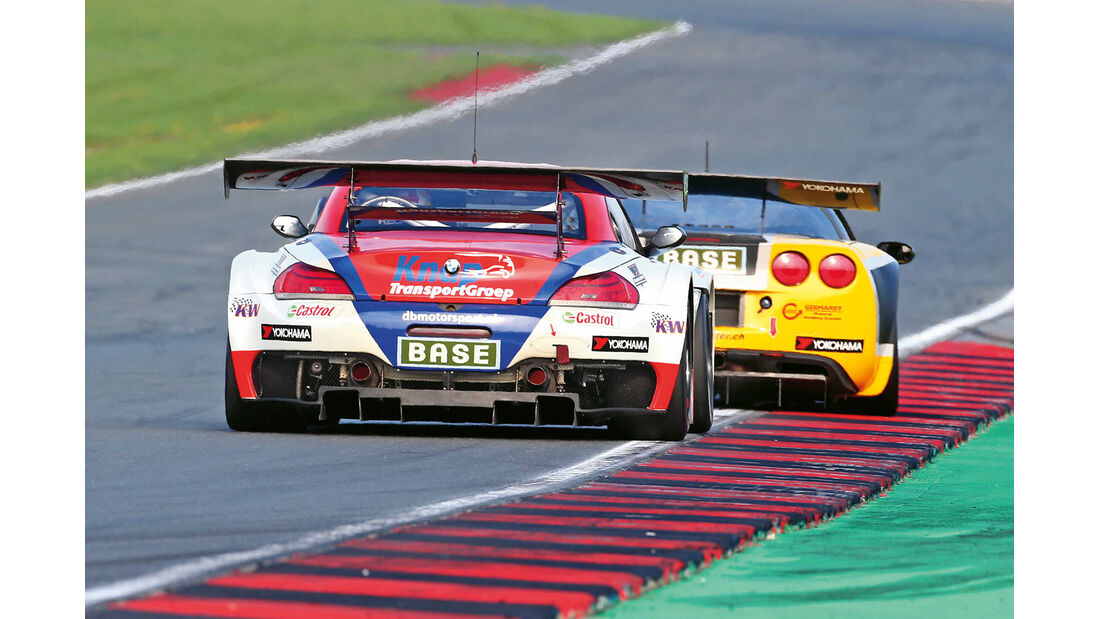 GT Masters, Callaway-Corvette, BMW