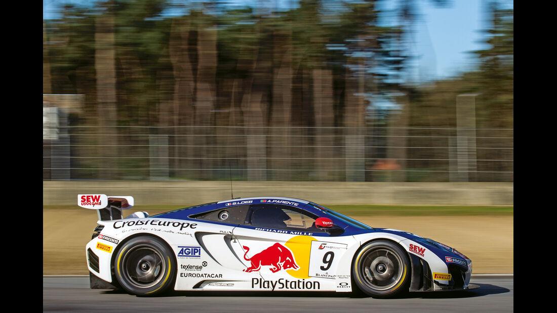 GT Sprint-Series, McLaren MP4-12C, Sebstien Loeb