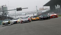 GT3-Modelle, Porsche, Audi, Ford, BMW, Mercedes, McLaren