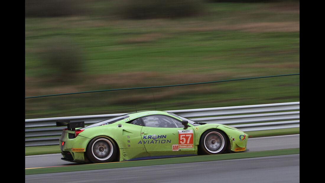 GTE Rennwagen 2012