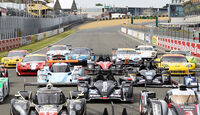 GTE Rennwagen Testfahrten 24h-Rennen LeMans 2012