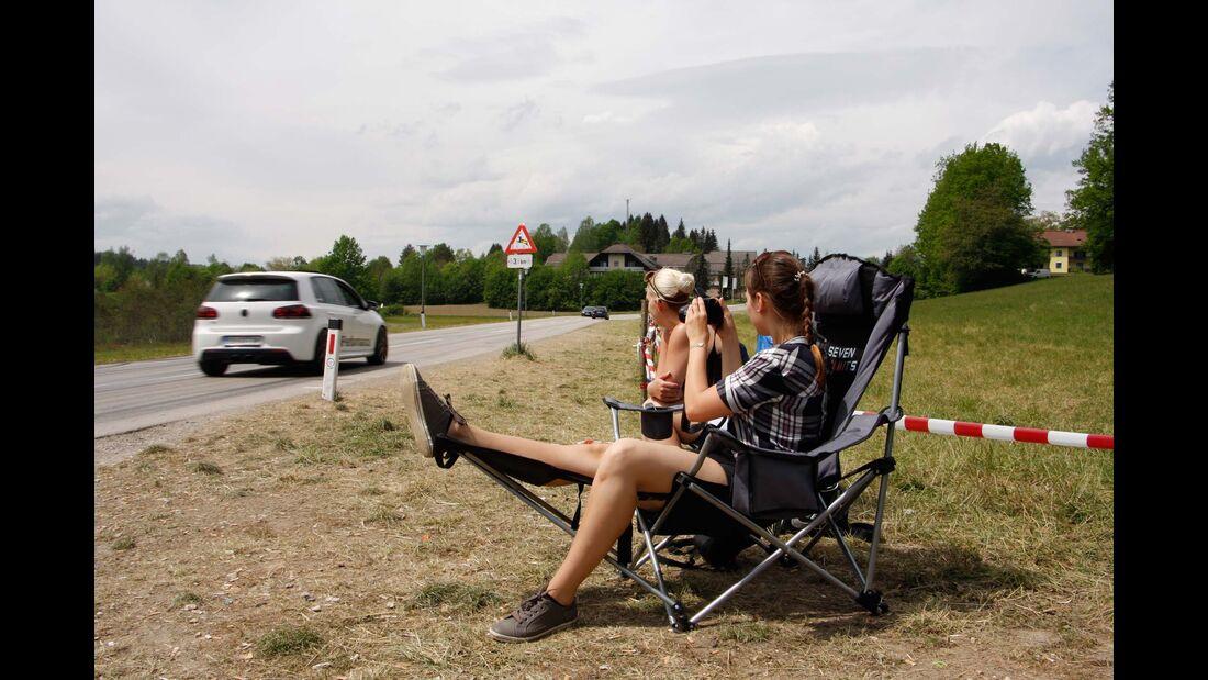 Gti Treffen Frau Erklärt Auto
