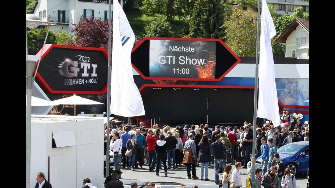 GTI-Treffen Wörthersee 2012