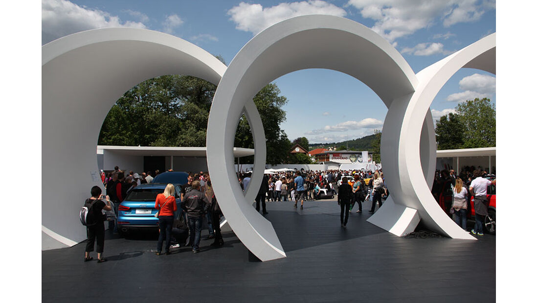 GTI-Treffen Wörthersee, Audi