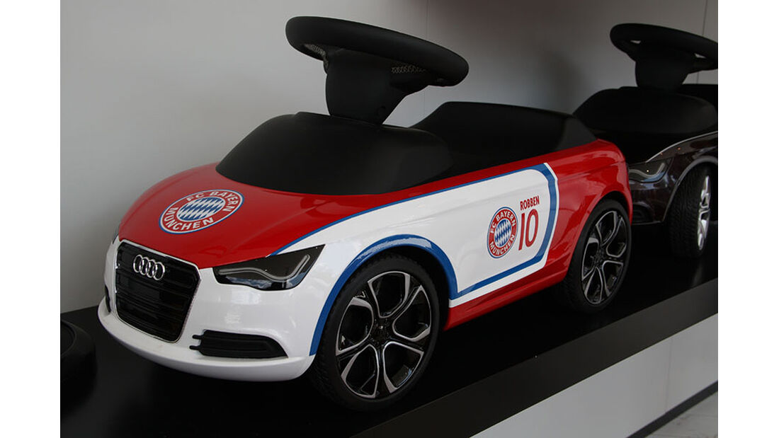 GTI-Treffen Wörthersee, Audi FCB
