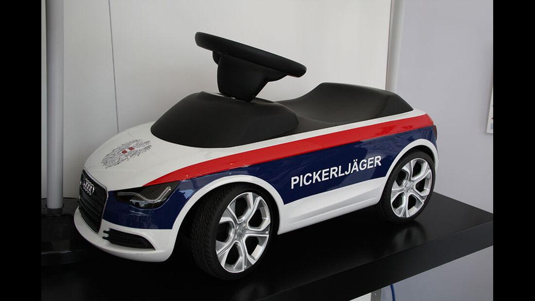 GTI-Treffen Wörthersee, Audi Pickerljäger