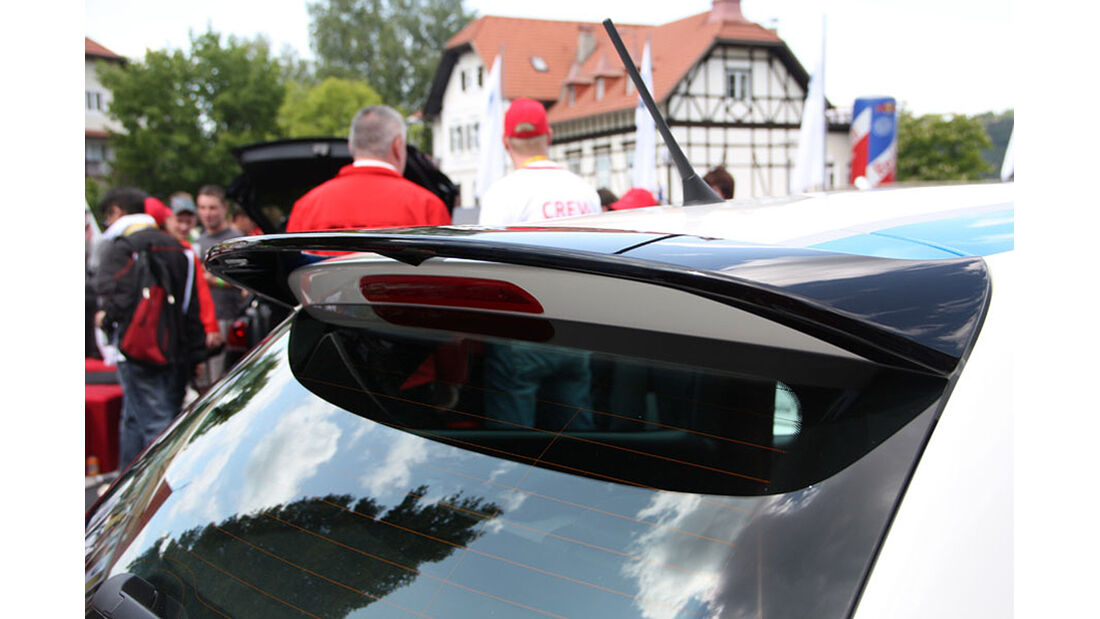 GTI-Treffen Wörthersee, Polo-WRC Edition
