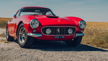 GTO Engineering Ferrari 250 SWB Revival Replica