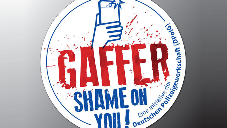 Gaffer Shame On You Aufkleber Statement Der Dpolg Auto