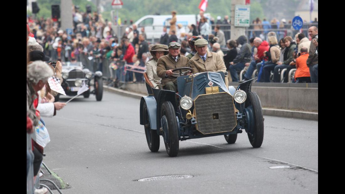 Gaisbergrennen 2011, Lohner Porsche 1902