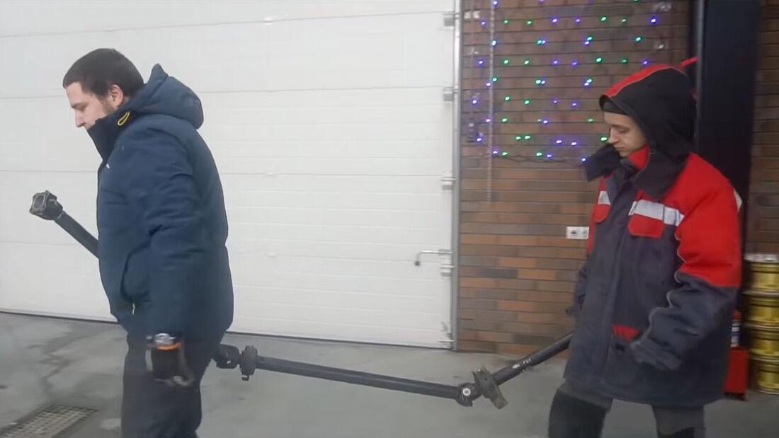 Garage 54 Cybertruck, 2020
