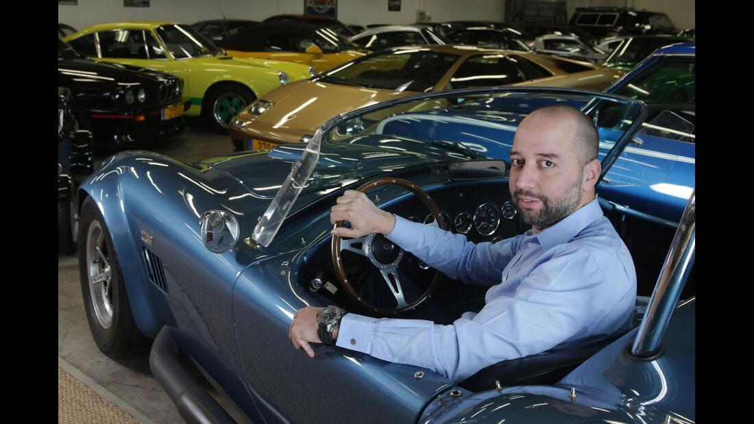 Garage Gerard Lopez 2013