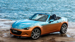 Garage Italia Customs Mazda MX-5 Levanto