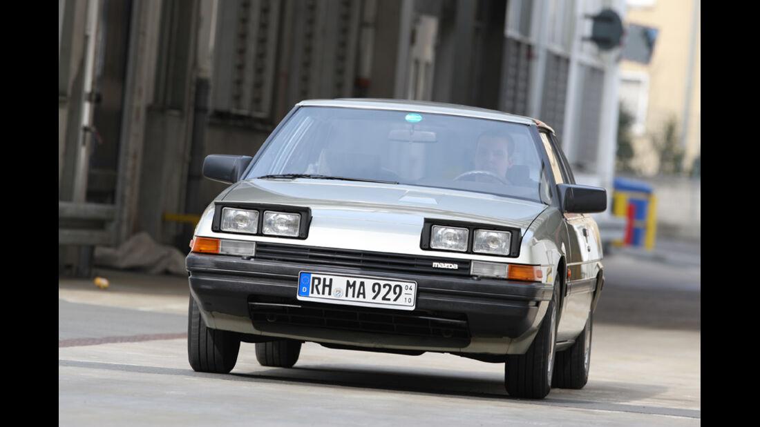 Garagen-Porträt Mazda 929 Coupé